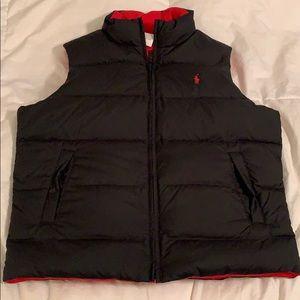 Boys Ralph Lauren puffer vest